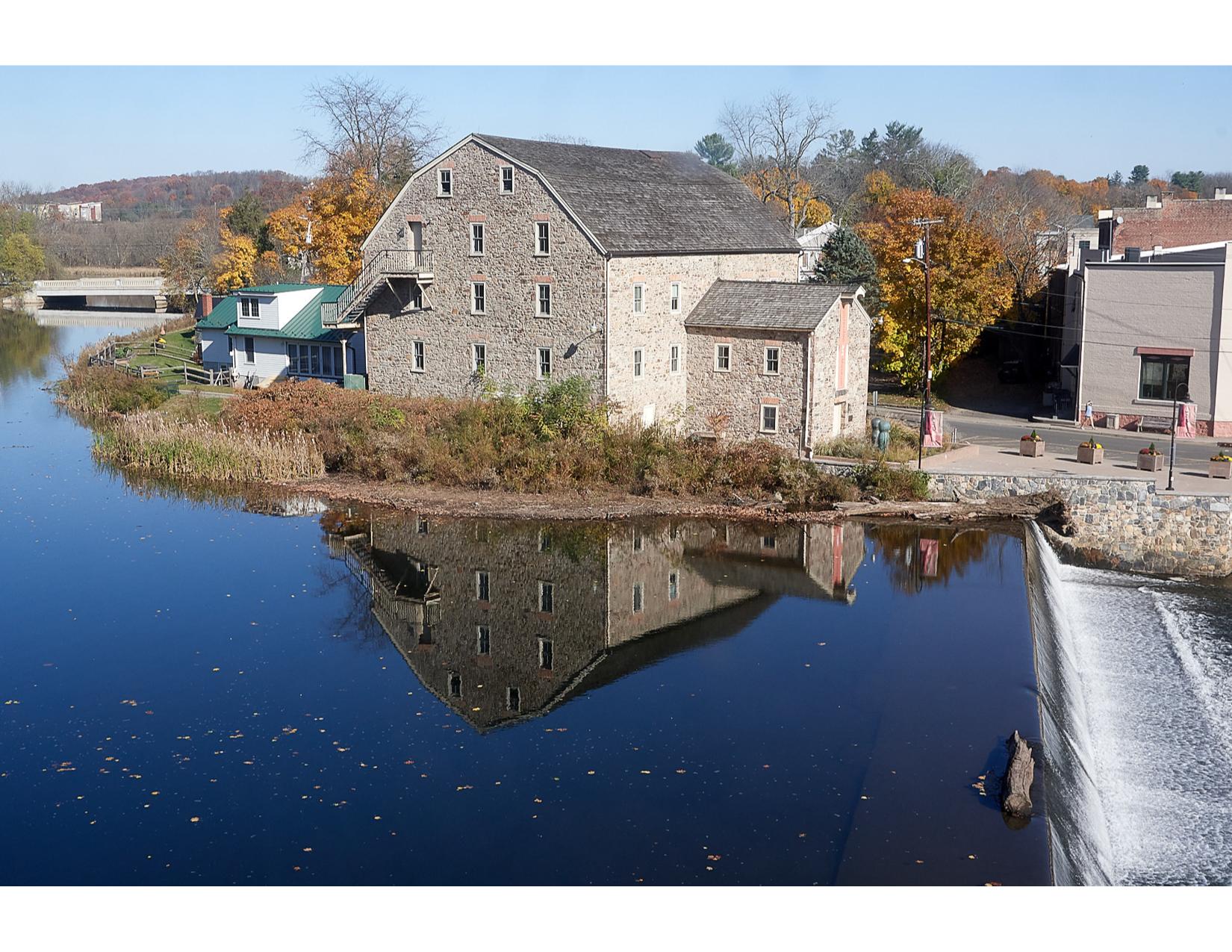 Red Mill Village New Jersey B-17