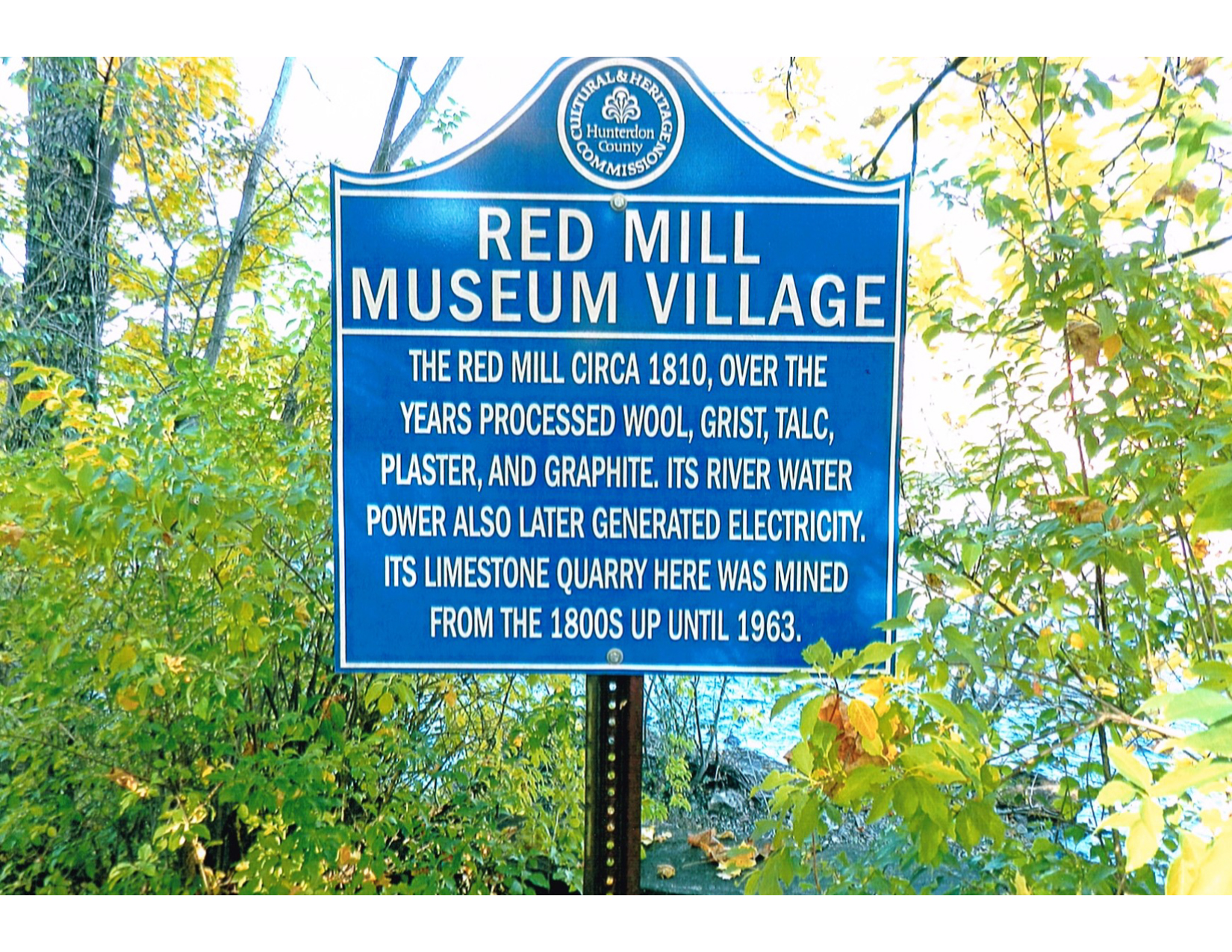 Red Mill Village New Jersey C-1