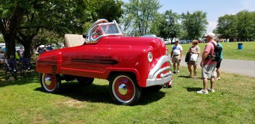 Giant Toy Car